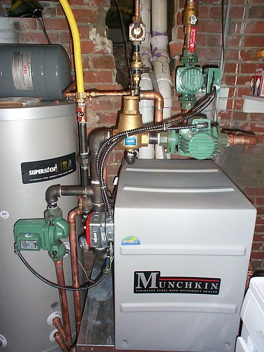 Bernie's Plumbing & Heating Company
