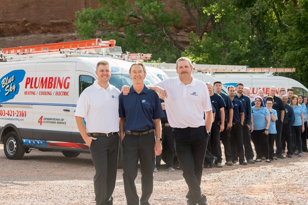 Blue Sky Plumbing, Heating, Cooling & Electric