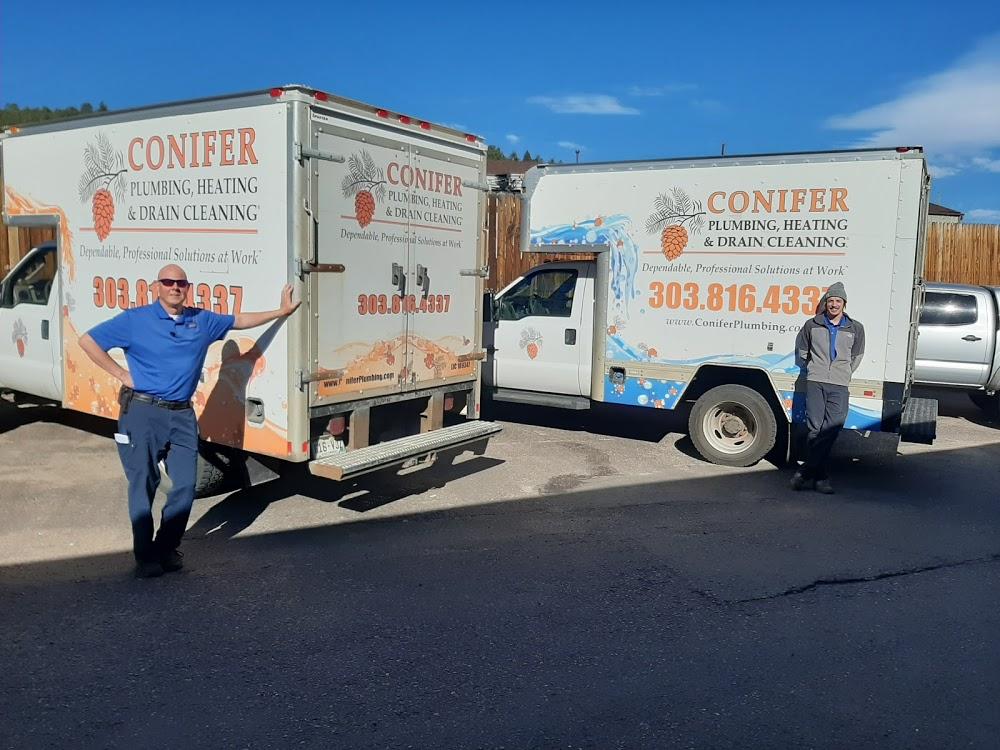 Conifer Plumbing Heating & Drain Cleaning Inc.