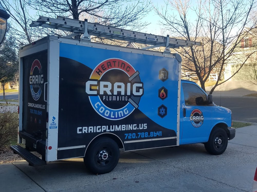 Craig Plumbing Heating & Cooling LLC