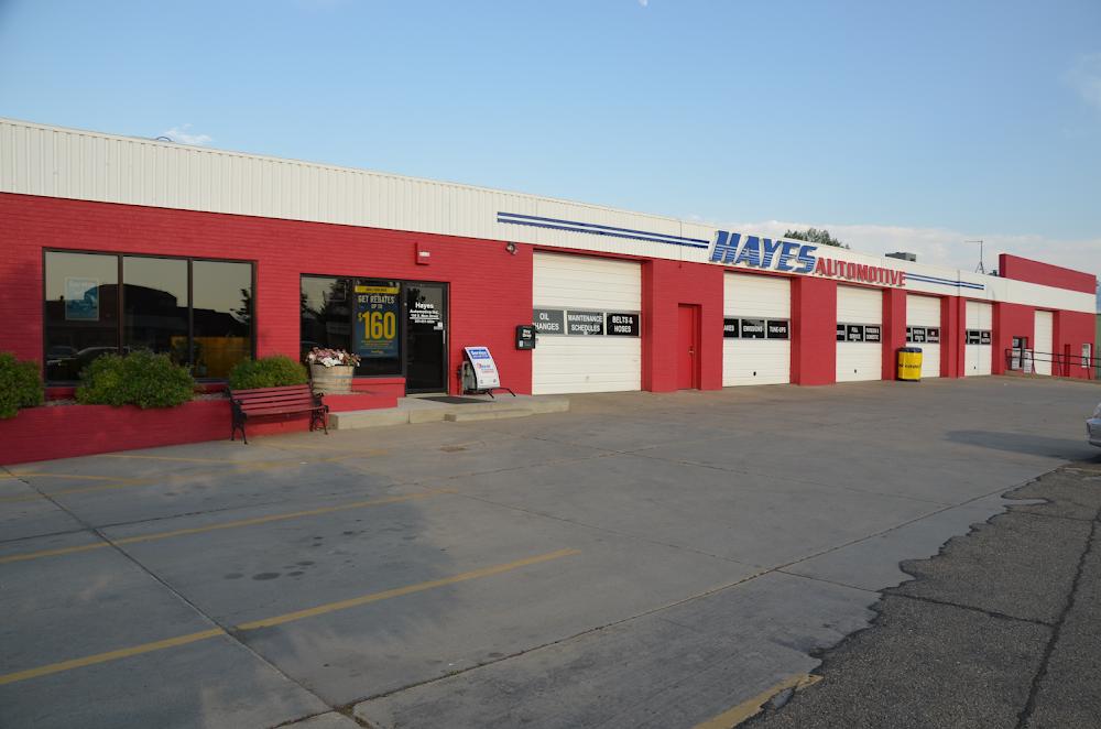 Hayes Automotive