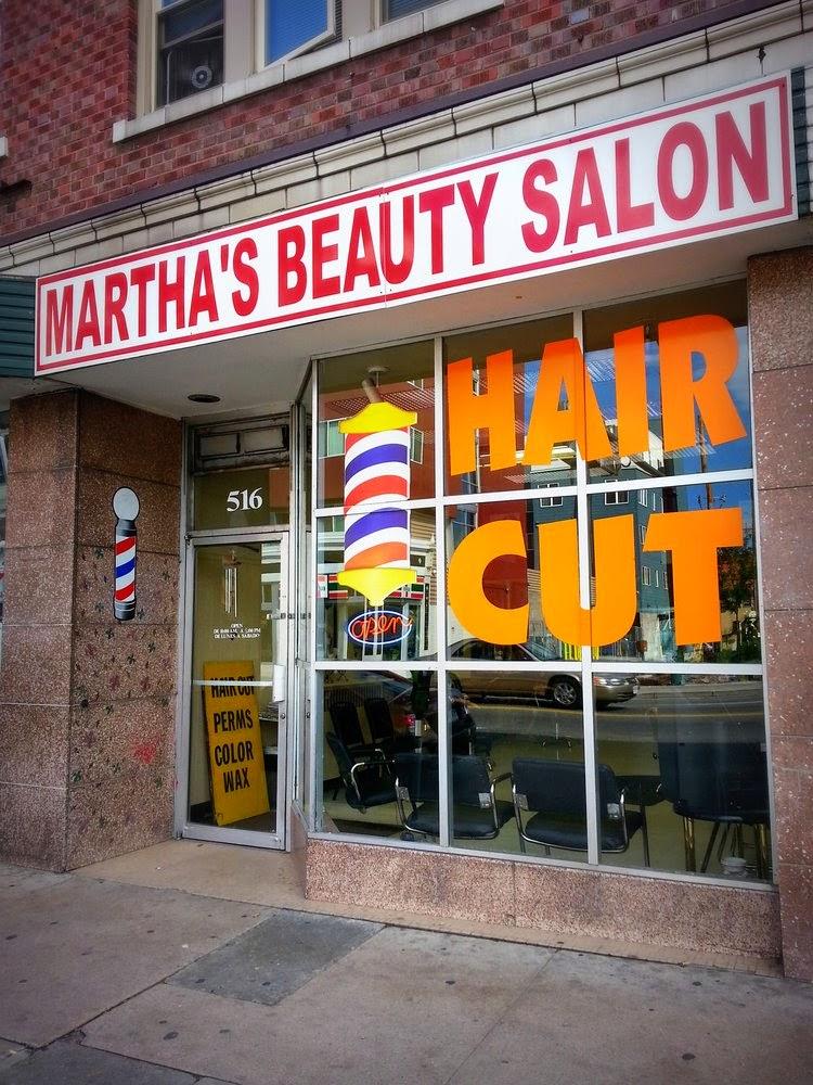 Martha's Beauty Salon