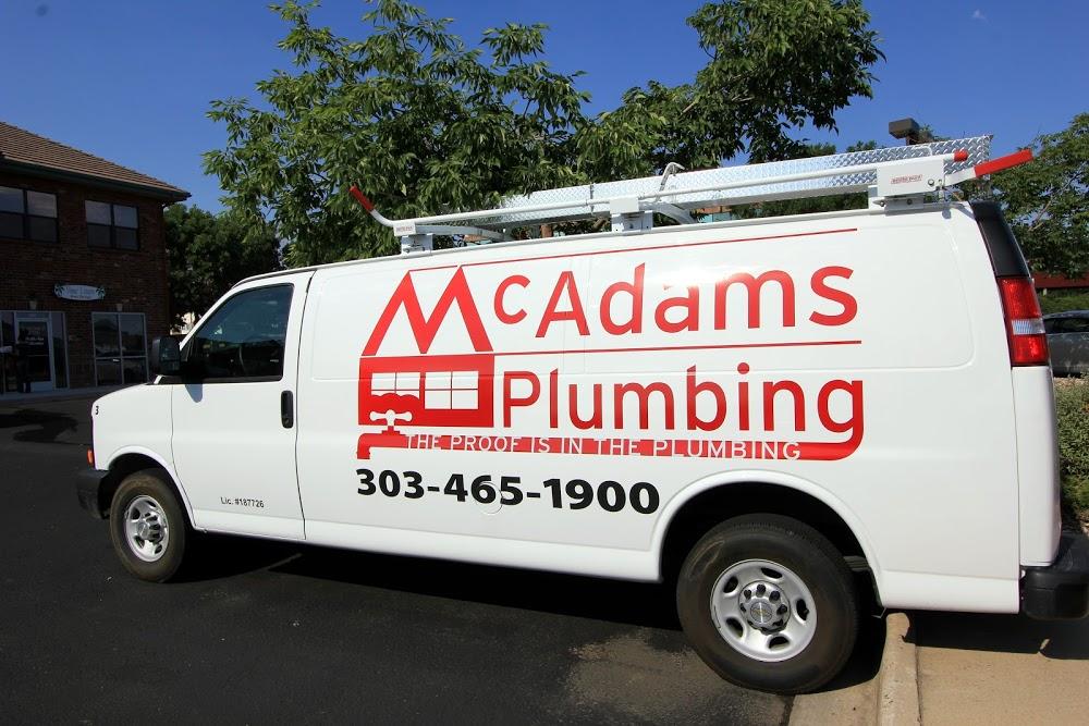 McAdams Plumbing