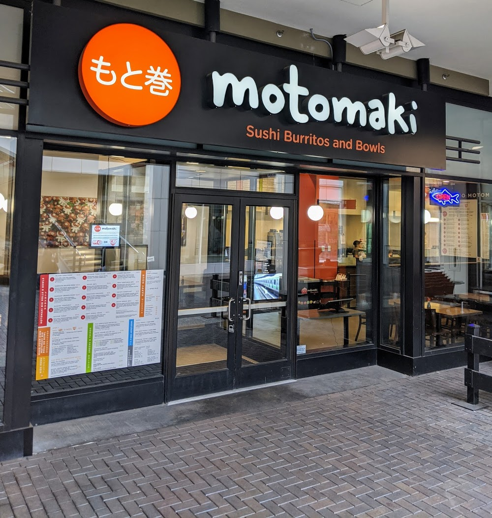 Motomaki – Sushi Burritos and Bowls