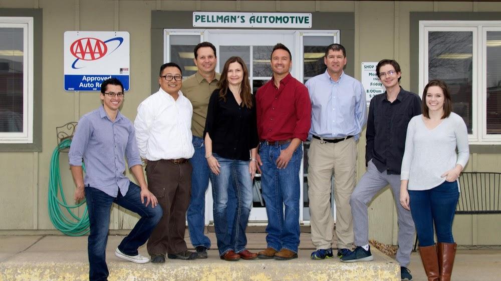 Pellman's Automotive Service