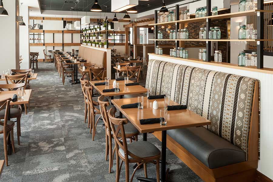 Territory Kitchen + Bar